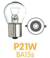 P21W-BA15s