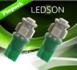 LED GROEN 5xSMD W5W _